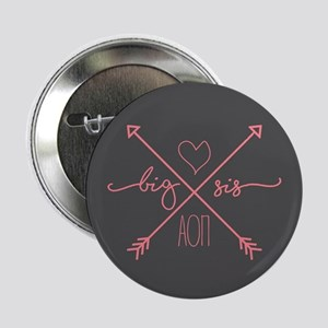 "Alpha Omicron Pi Big Arrows 2.25"" Button (10 pack)"