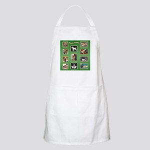 WHEATIE MOMENTS Grooming/ BBQ Apron