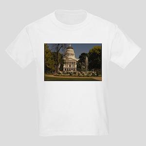 Sacramento State Capital  Kids T-Shirt