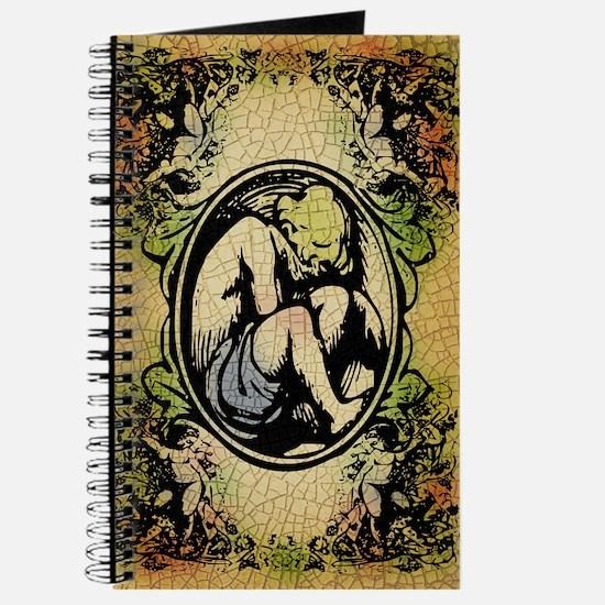 Weeping Cherub Journal