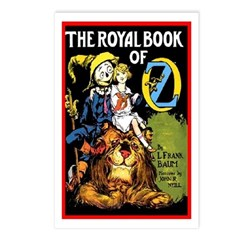 Royal Book of Oz Postcards (Package of 8)