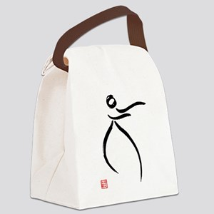 Flow Canvas Lunch Bag