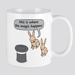 Rabbits and Magic Mug