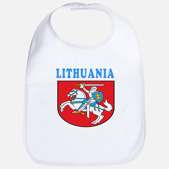 Lithuania Coat Of Arms Designs Bib