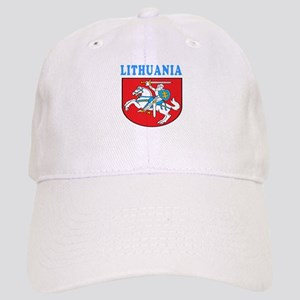 Lithuania Coat Of Arms Designs Cap