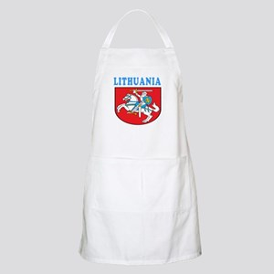 Lithuania Coat Of Arms Designs Apron