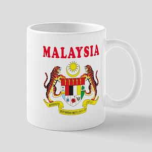 Malaysia Coat Of Arms Designs Mug