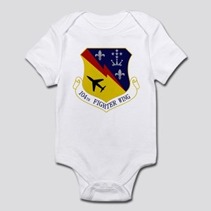 104th FW Infant Bodysuit