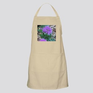 As a Bee Handles a Flower Apron
