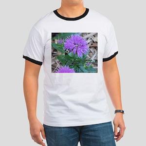 As a Bee Handles a Flower T-Shirt
