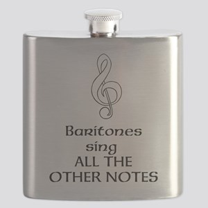 Baritones sing ALL THE OTHER NOTES Flask