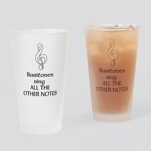 Baritones sing ALL THE OTHER NOTES Drinking Glass