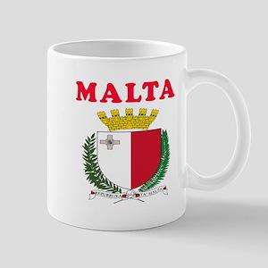 Malta Coat Of Arms Designs Mug