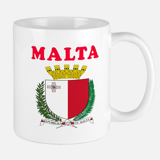 Malta Coat Of Arms Designs Mug