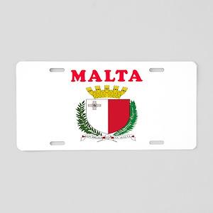Malta Coat Of Arms Designs Aluminum License Plate