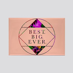 Delta Gamma Best Big Rectangle Magnet