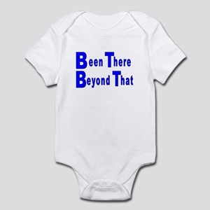 BT Been There Beyond That Infant Bodysuit