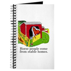 Horse People Journal