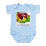Horse People Infant Bodysuit