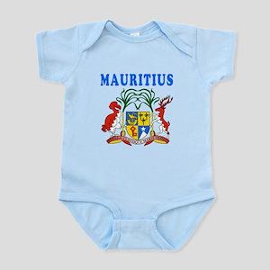 Mauritius Coat Of Arms Designs Infant Bodysuit