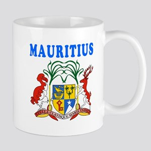 Mauritius Coat Of Arms Designs Mug