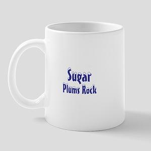 Sugar Plums Rock Mug