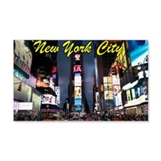 Times Square New York City Wall Sticker