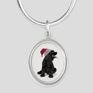 Santa Cocker Necklaces