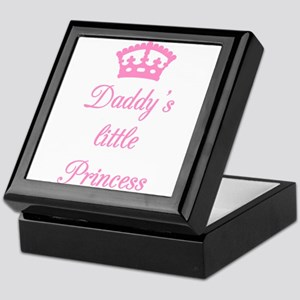 Daddy's little princess, text design with crown Ke
