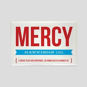 Mercy Rectangle Magnet