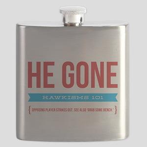 He Gone Flask
