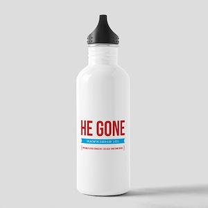 He Gone Water Bottle