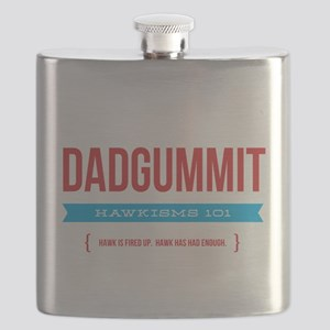 Dadgummit Flask