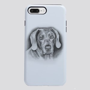Weimaraner Dog iPhone 7 Plus Tough Case