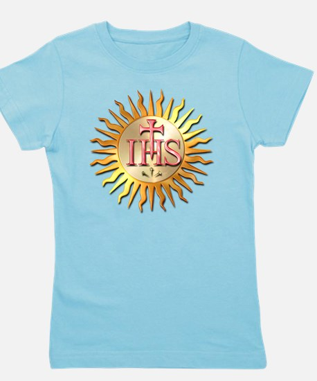 IHS JESUIT SEAL Girl's Tee