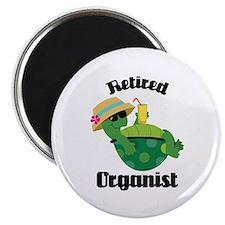 Retired Organist Magnet