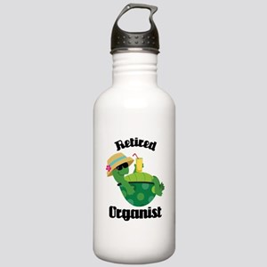 Retired Organist Stainless Water Bottle 1.0L