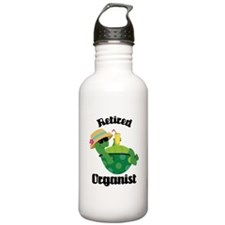 Retired Organist Stainless Water Bottle 1.0L