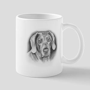Weimaraner Dog Mugs