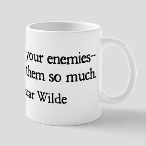 Forgive Your Enemies Mug
