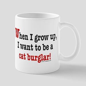 ... a cat burglar Mug