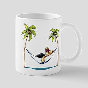 Yorkie Island Princess Mug