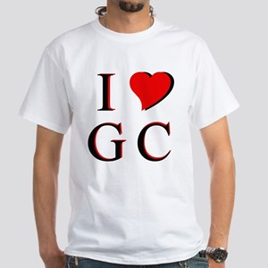 """I Love GC"" T-Shirt"