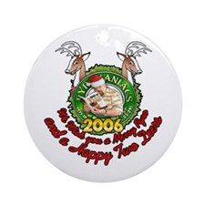 2006 Collectible Gifts Ornament (Round)