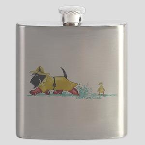 Scottie Showers Flask