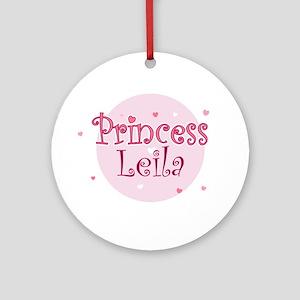Leila Ornament (Round)