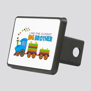 I am the Cutest Big Brother - Train Hitch Cover