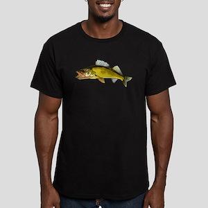 walleye art T-Shirt