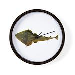 Guitarfish Ray fish Wall Clock