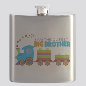 I am the Cutest Big Brother - Train Flask